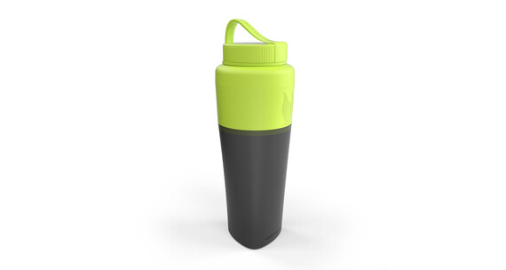 Light My Fire Pack-up-Bottle - Gourde - vert